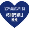 SHOP SMALL with Crawford Nursery and Garden Center - This Nov 26, we want to celebrate Small Business Saturday® with you! It's a special holiday created