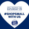 SHOP SMALL 2017 with Crawford Nursery and Garden Center - This Nov 25, we want to celebrate Small Business Saturday® with you! It's a special holiday creat